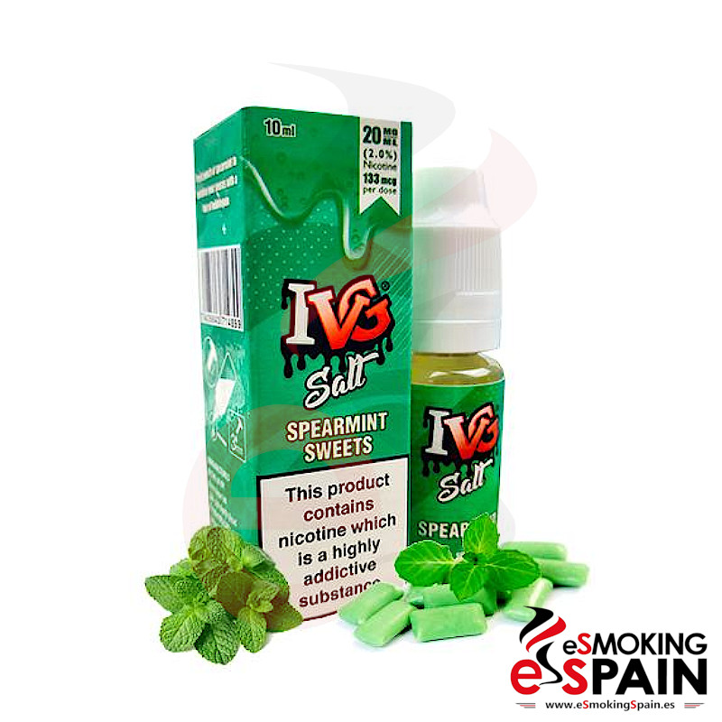 I VG Salt Spearmint 20mg 10ml