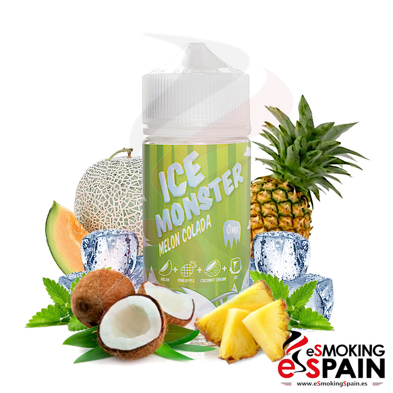 Ice Monster Melon Colada 100ml
