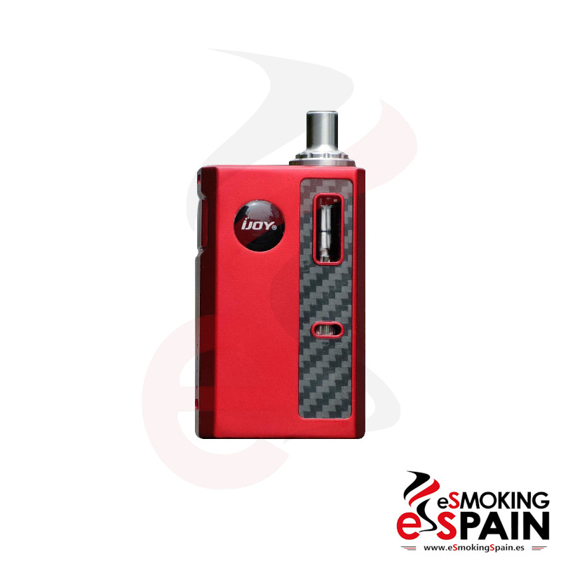Ijoy Mercury Kit 1100mAh Red