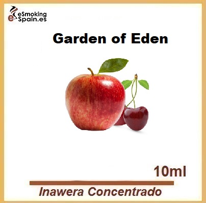 Inawera Concentrado Garden of Eden 10ml (nº63)