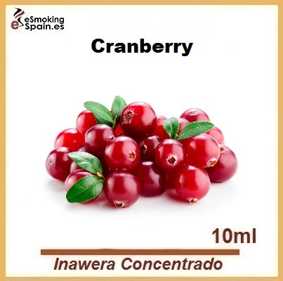 Inawera Concentrado Cranberry 10 ml (nº66)