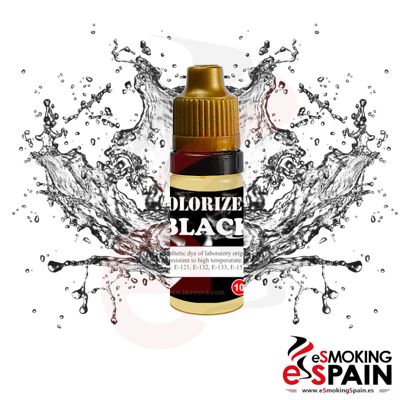 Colorante Inawera Colorizer Black 10ml (nº1)