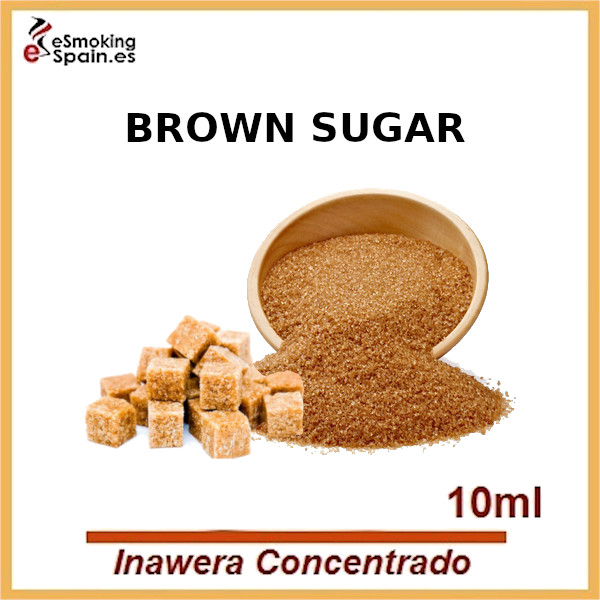Inawera Concentrado Brown Sugar 10ml (nº80)