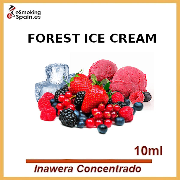 Inawera Concentrado Forest Ice Cream 10ml (nº79)