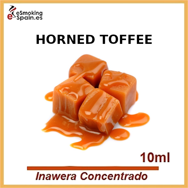 Inawera Concentrado Horned Toffee 10ml (nº70)