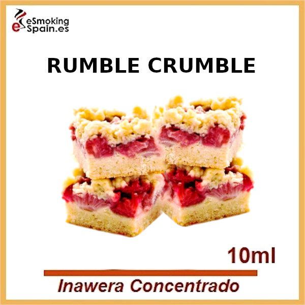 Inawera Concentrado Rumble Crumble 10ml (nº77)