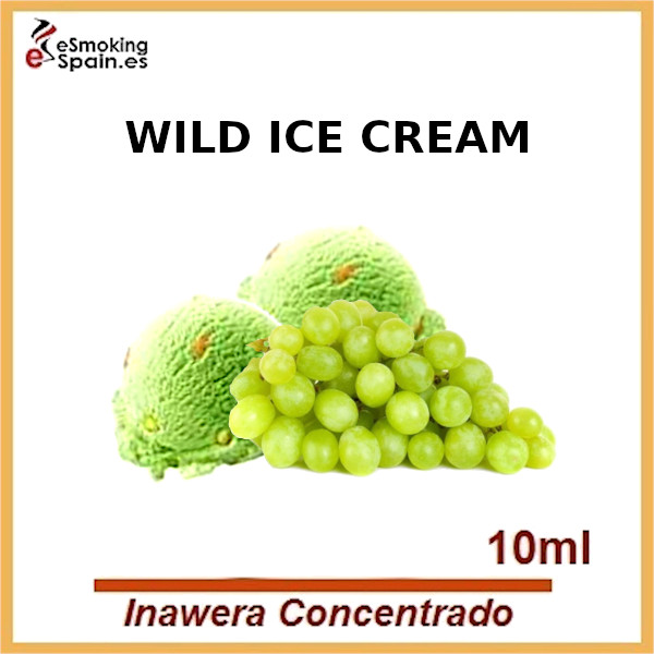 Inawera Concentrado Wild Ice Cream 10ml (nº81)