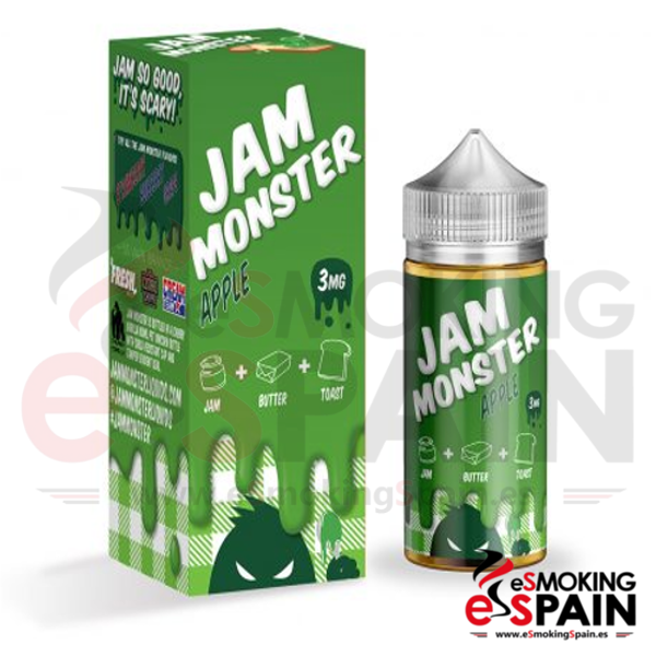 Jam Monster Manzana 100ml