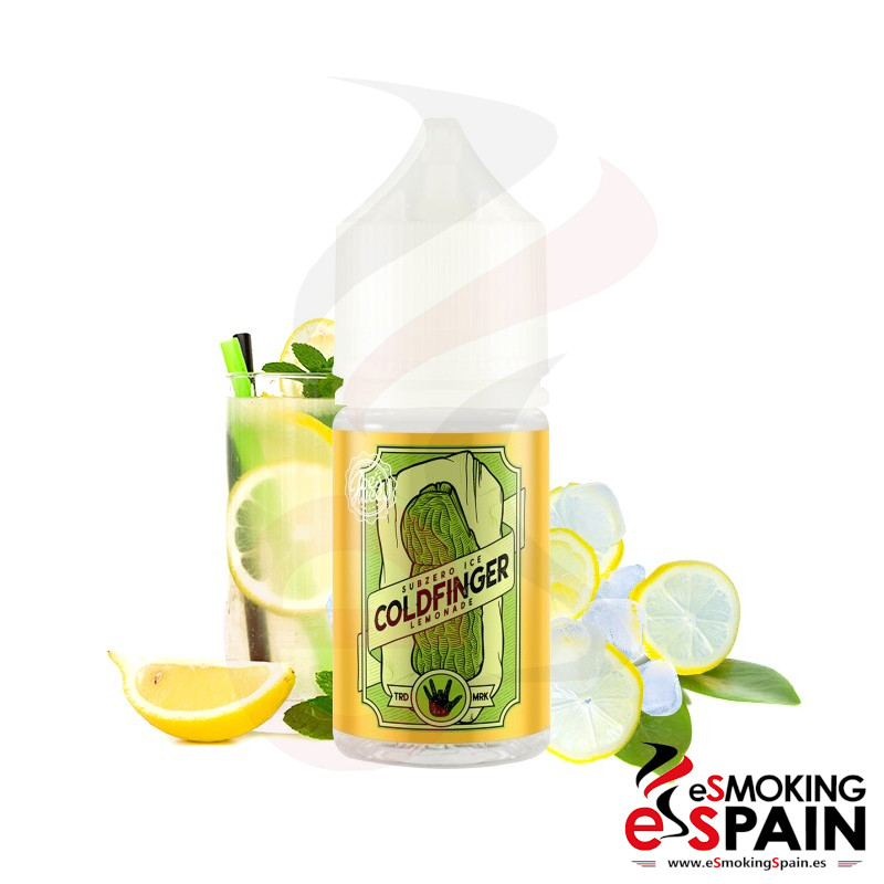 Joe´s Juice Coldfinger Lemonade 30ml
