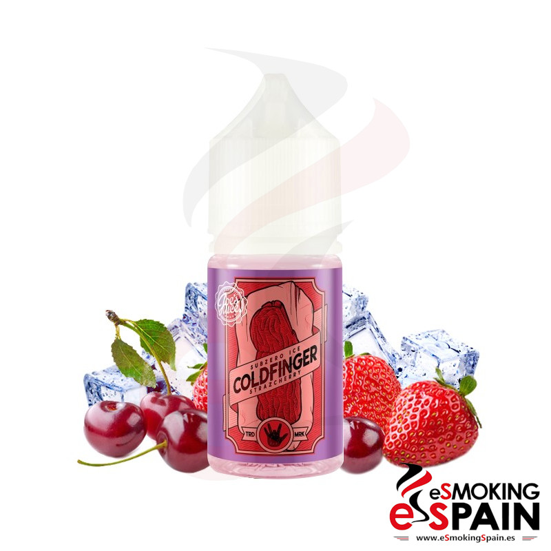 Joe´s Juice Coldfinger Strazberry 30ml