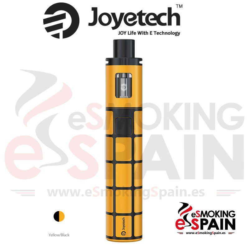 Joyetech eGo ONE TFTA - Black & Yellow