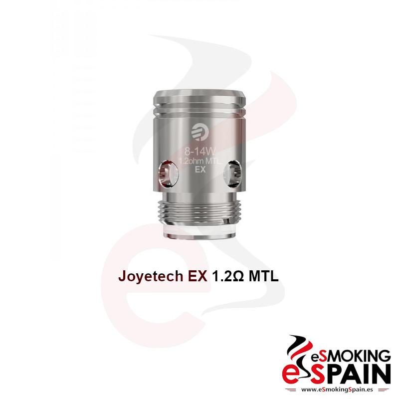Restistencia Joyetech EX 1.2ohm MTL