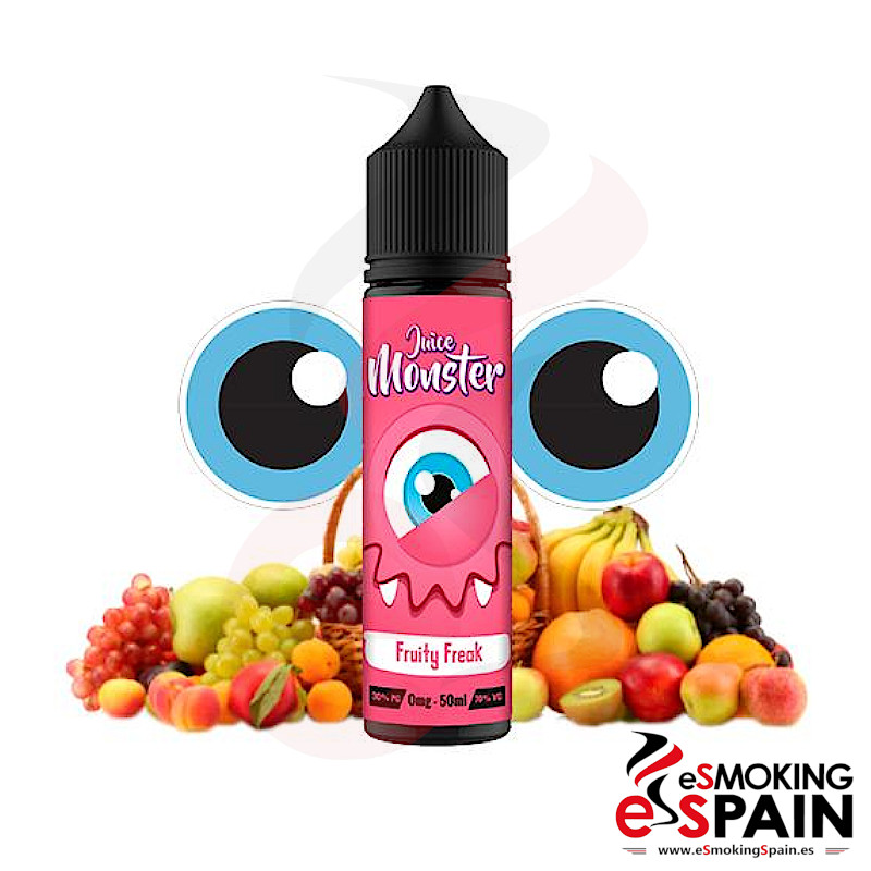 Juice Monster Fruity Freak 50ml 0mg