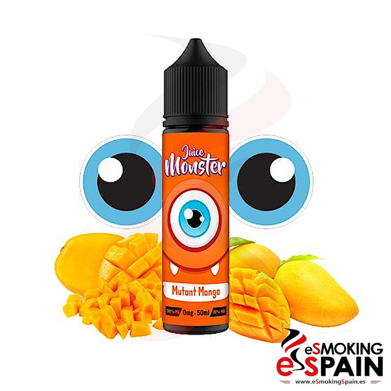 Juice Monster Mutant Mango 50ml 0mg