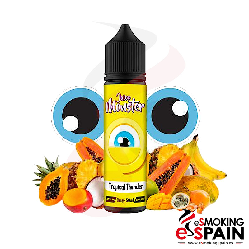 Juice Monster Tropical Thunder 50ml 0mg