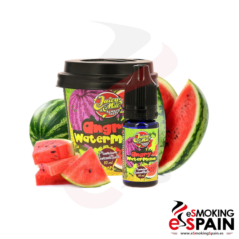Aroma Juicy Mill Angry Watermelon 10ml