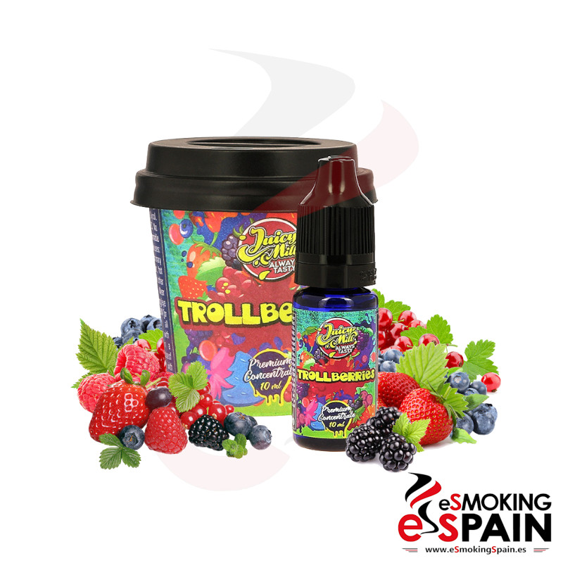Aroma Juicy Mill Trollberries 10ml