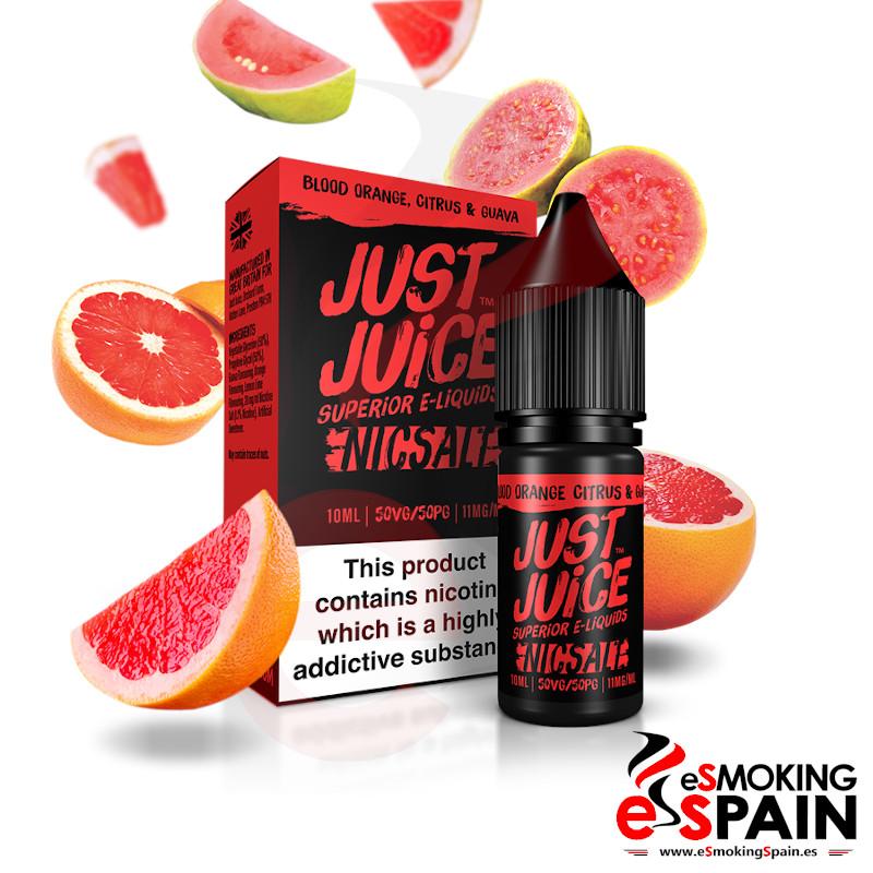 Just Juice NicSalt Blood Orange Citrus Guava 10ml 20mg/ml