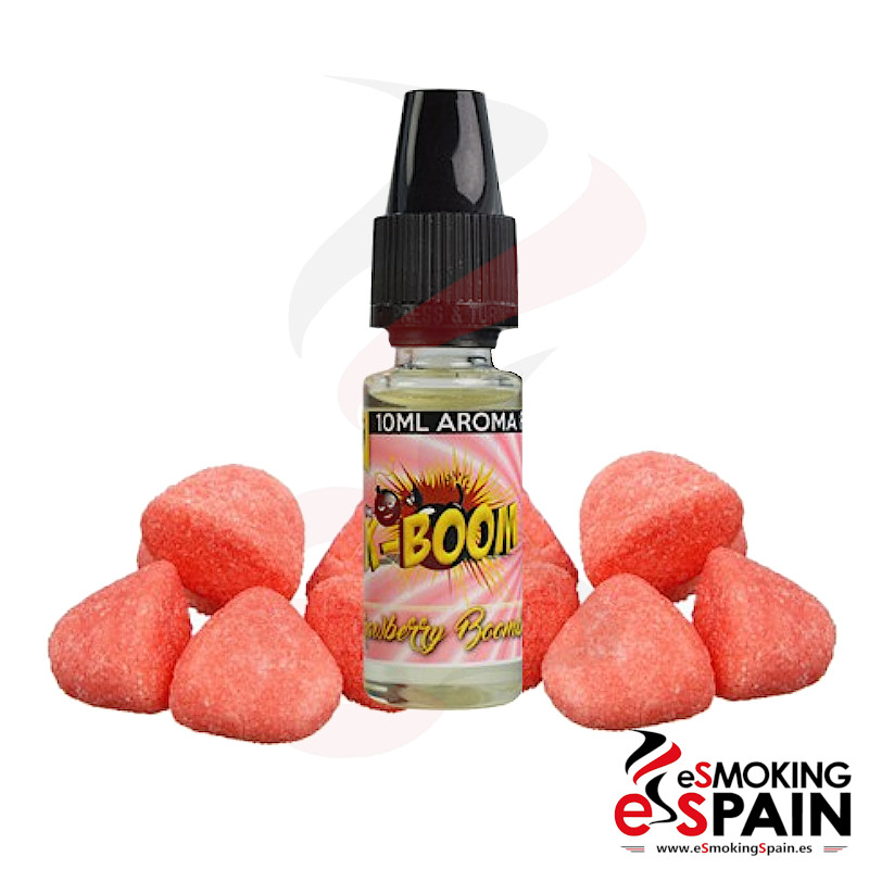 K-Boom Strawberry Boombon 10mlK-Boom Strawberry Boombon 10ml