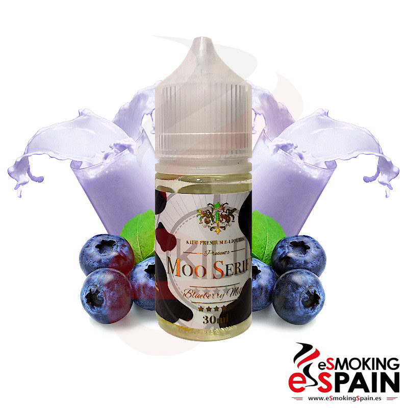 Kilo Moo Series Blueberry Milk 30ml (nº5)