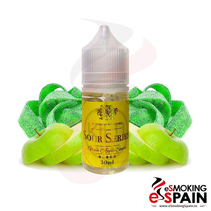 Kilo Sour Series Green Apple Sours 30ml (nº10)