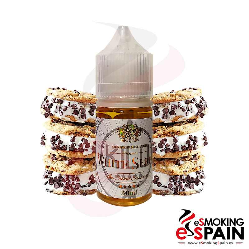 Kilo White Series Ice Cream Sandwich 30ml (nº16)