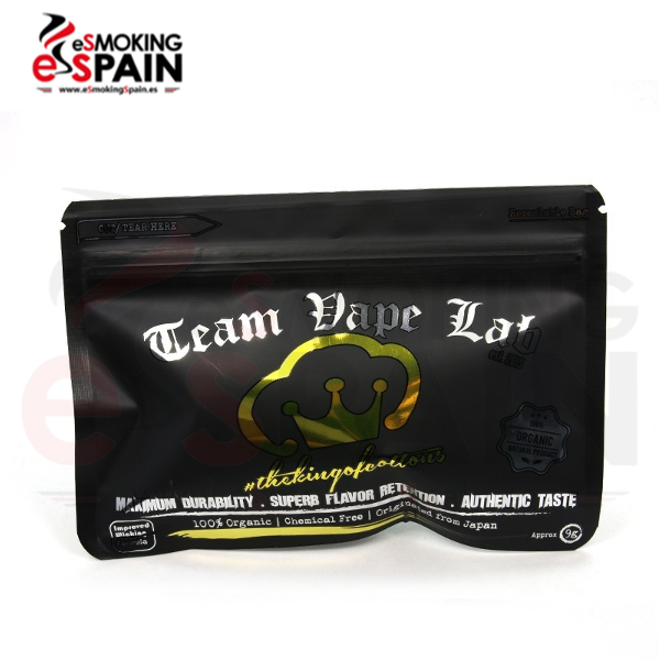 King of Cottons Team Vape Lab - Black Edition 10gr