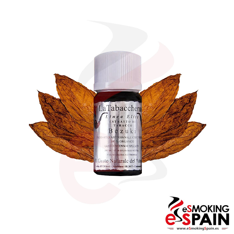 La Tabaccheria Elite Benzuki 10ml (nº9)