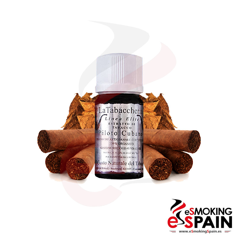 La Tabaccheria Elite Piloto Cubano 10ml