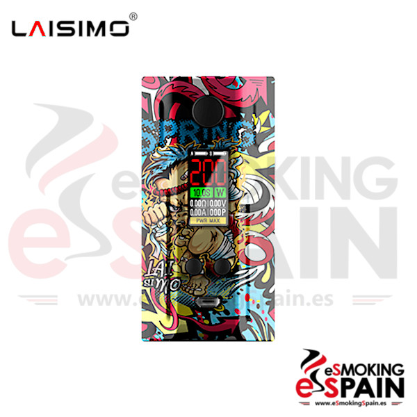 Laisimo Box Spring 200W Graffiti Series Balrog