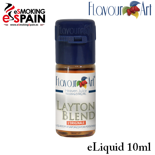 Eliquid FlavourArt LAYTON BLEND 10ml (nºL28)