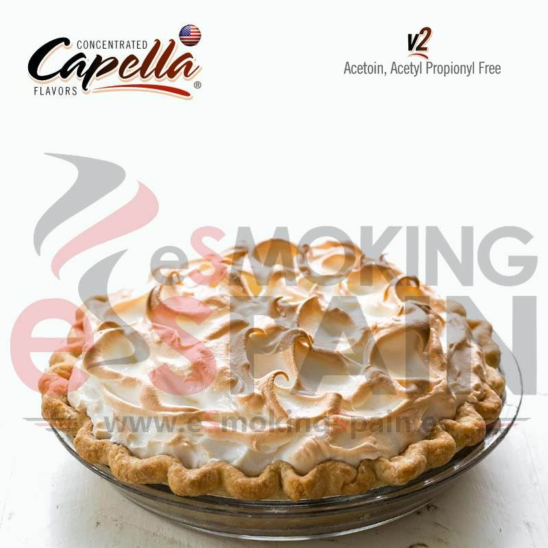 Aroma Capella Lemon Meringue Pie V2 10ml (nº100)
