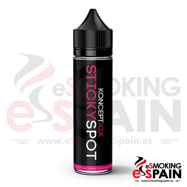 Liquid Vampire Vape Sticky Spot 0mg  Koncept XIX 50ml