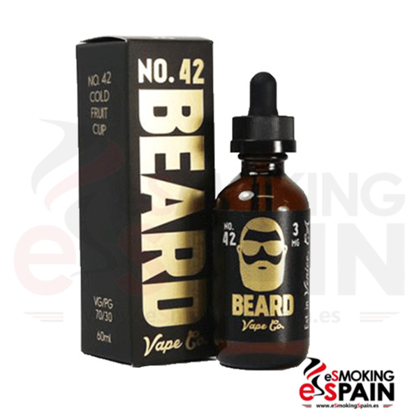 Liquido Beard Vape Co. NO.42 30ml