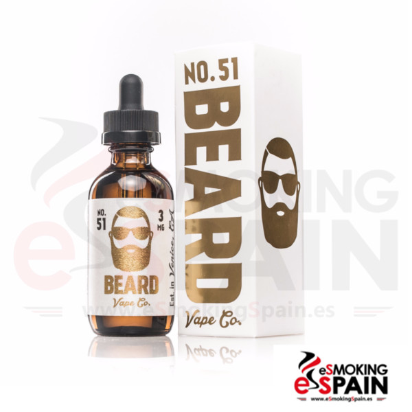 Liquido Beard Vape Co. NO.51 30ml