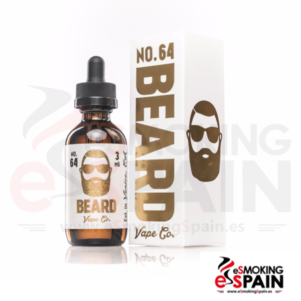 Liquido Beard Vape Co. NO.64 30ml