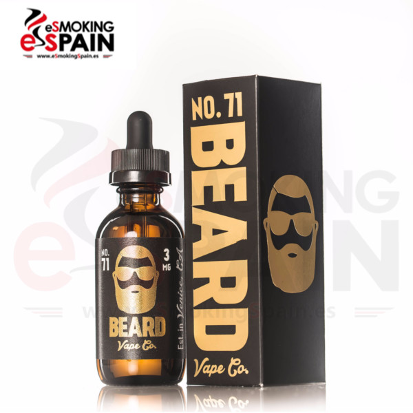 Liquido Beard Vape Co. NO.71 30ml