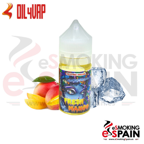 Liquido Oil4Vap Fresh Mango 20ml 0mg