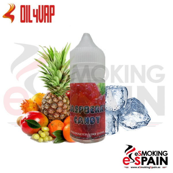 Liquido Oil4Vap Fresh Mixed Fruits 20ml 0mg