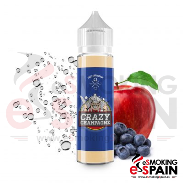 Crazy Chef Delivery Pink Champagne 50ml
