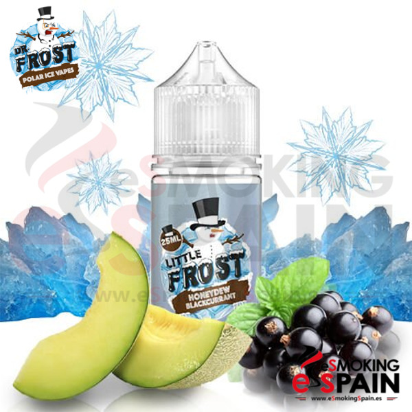 Liquido Little Frost Honeydew Blackcurrant 25ml 0mg