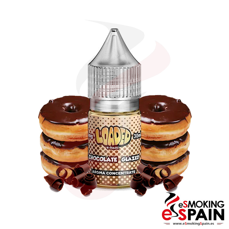 Aroma Loaded Chocolate Glazed 30ml