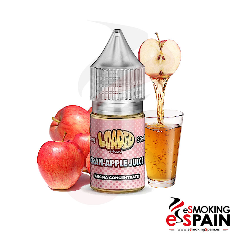 Aroma Loaded Cran-Apple Juice 30ml