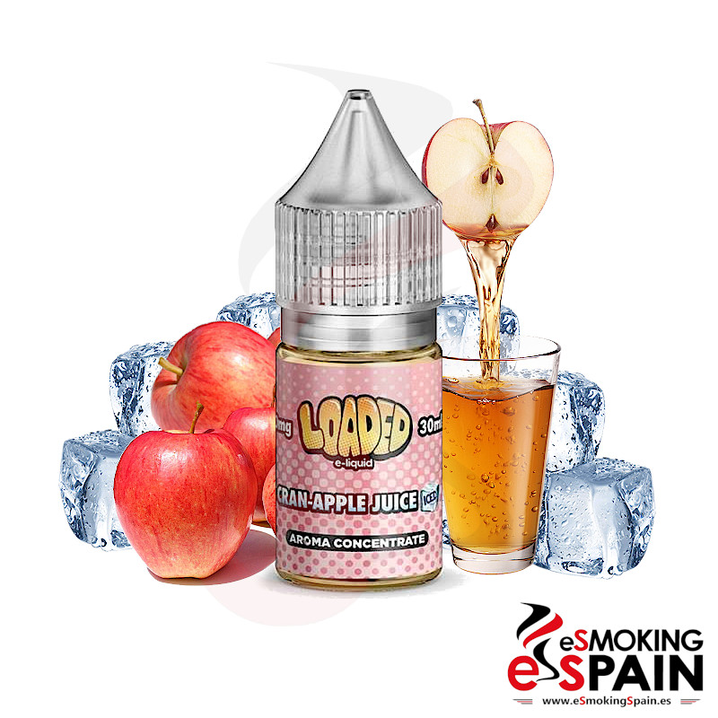 Aroma Loaded Cran-Apple Juice Iced 30ml