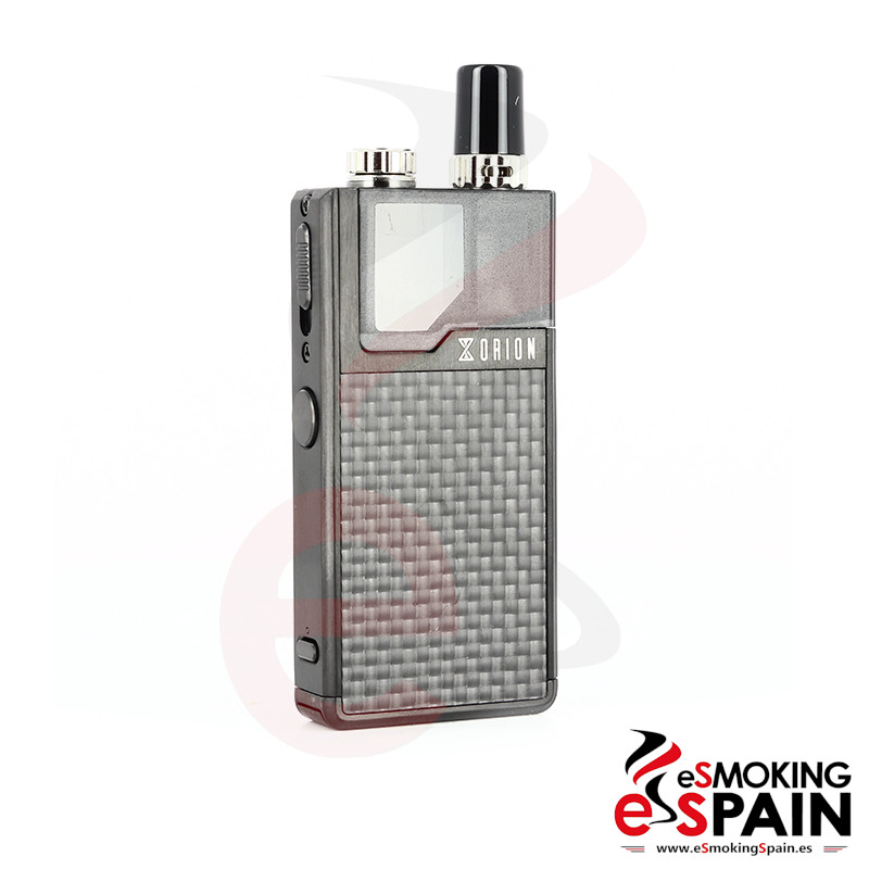 Lost Vape Orion 40W DNA Go Kit Black Carbon Fiber