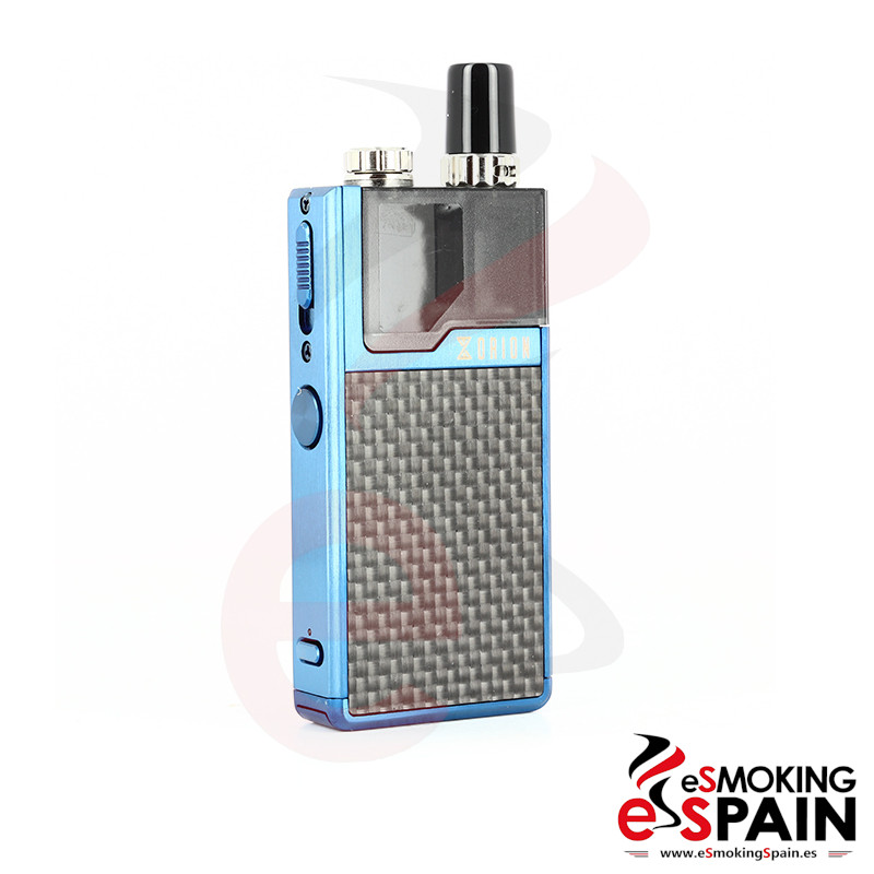 Lost Vape Orion 40W DNA Go Kit Blue Carbon Fiber