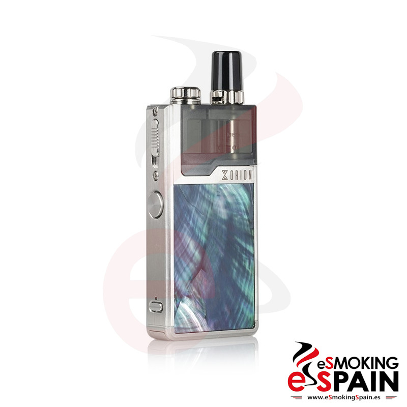 Lost Vape Orion Plus DNA POD Kit Silver Ocean Scallop
