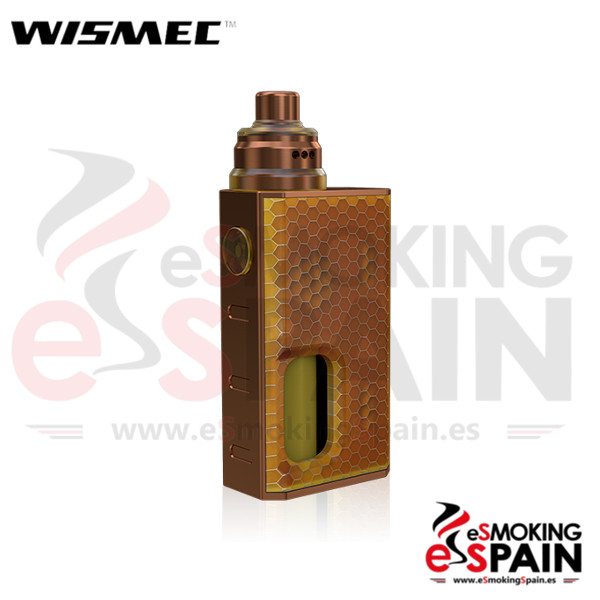 Wismec Luxotic BF Box Kit  Honeycomb Resin