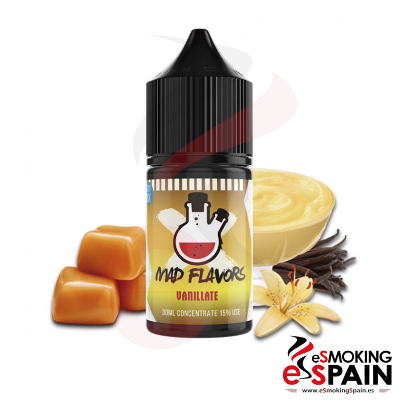 Mad Flavors Vanillate 30ml