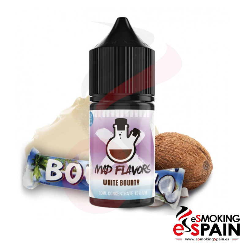 Mad Flavors White Bounty 30ml